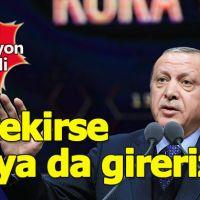 Cumhurbaşkanı Erdoğan'dan Sincar'a operasyon sinyali