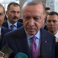 Cumhurbaşkanı Erdoğan'ı sinirlendiren soru!