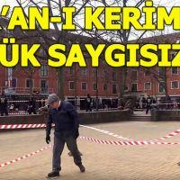 Danimarkalı siyasetçiden Kur'an- Kerim'e büyük hakaret