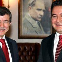 Davutoğlu ve Babacan'dan seçim kararı
