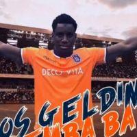 Demba Ba, Başakşehir'e transfer oldu