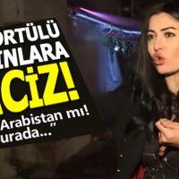 Deniz Çakır'dan başörtülü kadınlara hakaret!