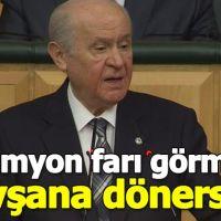Devlet Bahçeli, Meclis Başkanlığı konusunda net konuştu
