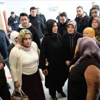 Diyarbakır anneleri'nden Elazığ'a ziyaret