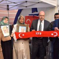 Diyarbakır annelerinden Erdoğan'a hediye
