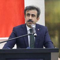 Diyarbakırlı girişimcilerden Büyükşehir Belediye Başkan Vekili Güzeloğlu'na destek