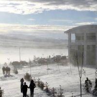 Doğu Anadolu donuyor! Sıcaklık ne durumda?