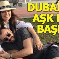 Dubai'de aşk tazelediler