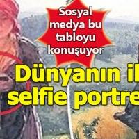 Dünyanın ilk selfie portresi, 150 yıl öncesine mi ait?