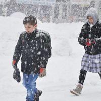 Düzce'de okullar tatil mi 16 Ocak 2019 Çarşamba günü okul var mı yok mu valilik açıklaması