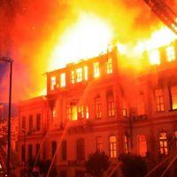 Düzce'de yangın dehşeti:1 ölü