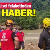 Düzce'deki sel felaketinden bir acı haber daha!