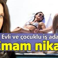 Ebru Şallı yasak aşkıyla imam nikahı mı kıydı?