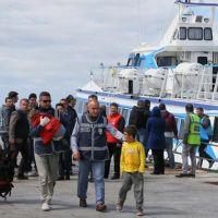 Edirne'de 385 kaçak göçmen yakalandı