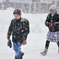 Edirne'de bugün okullar tatil mi 4 Ocak 2019 Cuma - Edirne Valiliği resmi açıklama
