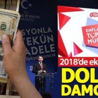 2018 yılının ekonomi gündemine dolar damga vurdu