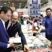 Ekrem İmamoğlu: Kitap satışı rekor düzeyde