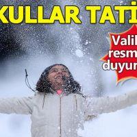 Elazığ'da okullar tatil mi? Ağrı'da okullar tatil mi? 28 Şubat Perşembe (bugün) okul var mı yok mu?