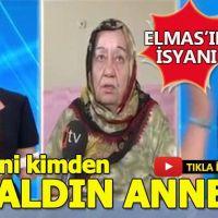 Elmas Müge Anlı'da isyan etti: Beni kimden çaldın anne!
