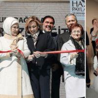 Emine Erdoğan engelleri kaldıracak okulu açtı!   emine erdoğan nereli