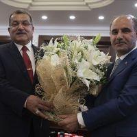 Emniyet Genel Müdürlüğünde devir teslim töreni gerçekleşti