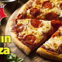 En çılgın pizza tarifi! El yapımı pizza (Pizza Nahzuğo)