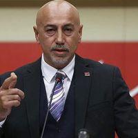 Erdal Aksünger'den CHP yönetimine sert eleştiri