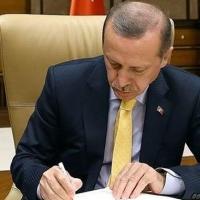 Erdoğan 10 kanunu onayladı