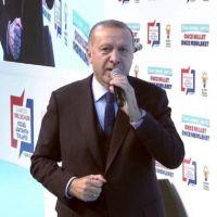 Erdoğan AK Parti Kocaeli Belediye Başkan Adaylarını Tanıtım Toplantısı'nda konuştu.