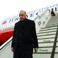 Erdoğan Libya Konferansı için Berlin'e gitti!