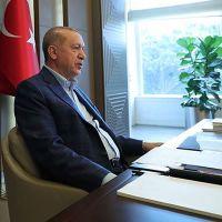 Erdoğan: Önümüzde 3 yıllık bir vakit var