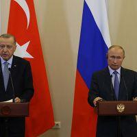 Erdoğan ile Putin ortak basın açıklaması!