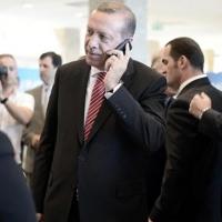Erdoğan telefonla Putin ile görüştü