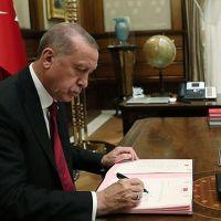 Erdoğan'dan 3 bakanlığa 13 atama