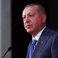 Erdoğan'dan Kenter'e taziye mesajı