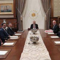 Erdoğan'dan Türk Kızılay'ına kurban bağışı