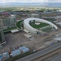 Erzurum Şehir Hastanesi hizmete açılıyor