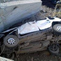 Erzurum'da feci kaza! 5 kişi öldü