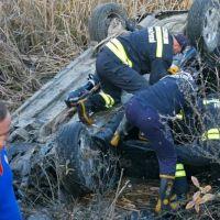 Erzurum'da feci kaza! Bir aile yok oldu