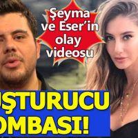 Eser Yenenler, Şeyma Subaşı ile olan videoda uyuşturucu iddialarına yanıt verdi