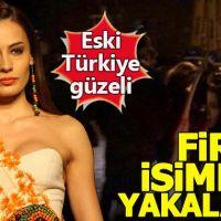 Eski Türkiye güzeli, firari kaynana ve kayın pederini yakalattı