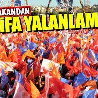 Eski bakan AK Parti'den istifa ettiğini yalanladı