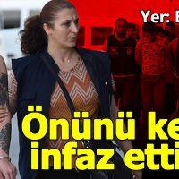 Eskişehir'de infazı gerçekleştirenler gözaltına alındı
