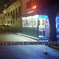 Eskişehir'de taksi durağına silahlı saldırı