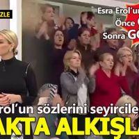 Esra Erol'un ayakta alkışlanan gözyaşlı isyanı!!!