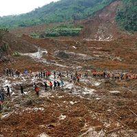 Etiyopya'da heyelan felaketi: 10 ölü