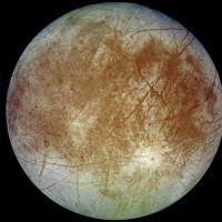 Europa'nın atmosferinde su buharı bulundu