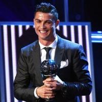 FIFA 2017 yılın futbolcusu Ronaldo seçildi