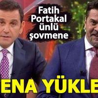 Fatih Portakal'ın Beyazıt Öztürk'ü eleştirmesi