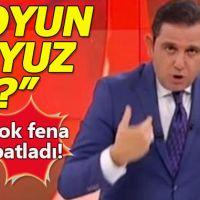 Fatih Portakal'ın Cumhurbaşkanı Erdoğan'a tepkisi